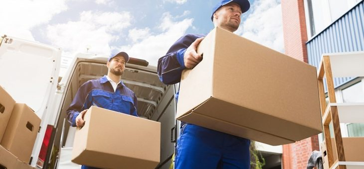 Services Offered by a Reliable Moving Company