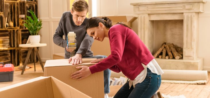 Managing the Stress of Moving